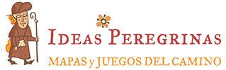 Mapa de Los Caminos de Santiago Logo
